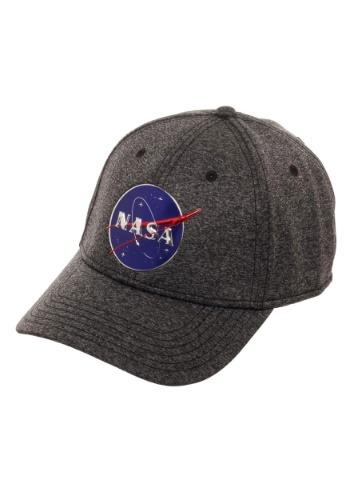 NASA Logo Cationic Flex Hat