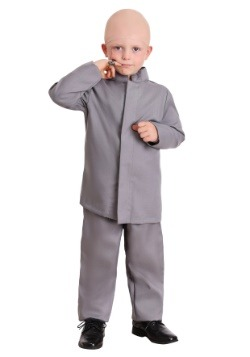 Toddler Gray Suit Costume