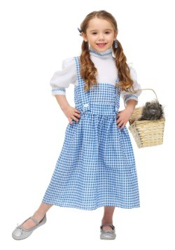 Toddler Dorothy Dress