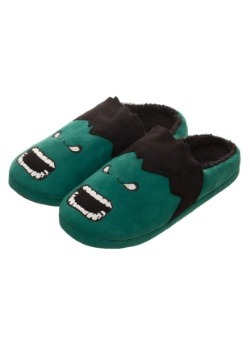 Adult Marvel Hulk 3D Scuff Slipper