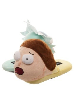Rick and Morty Besties 3D Scuff Slipper
