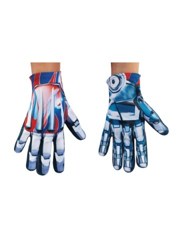 Transformers 5 Optimus Prime Child Gloves