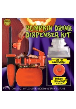 Pumpkin Drink Dispenser Kit