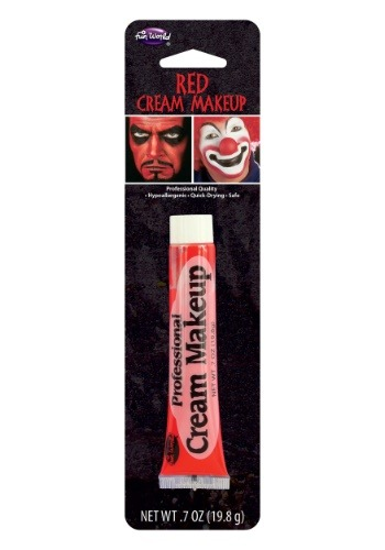 Red Professional Cream Makeup