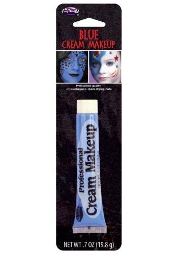 Professional Cream Makeup - Blue