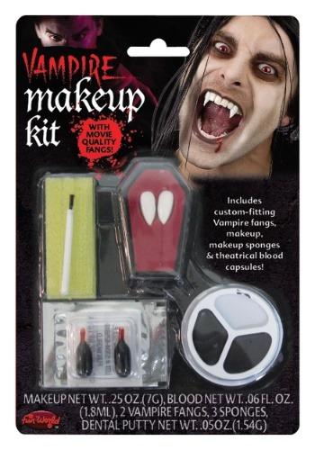 Fierce Vampire Makeup Kit