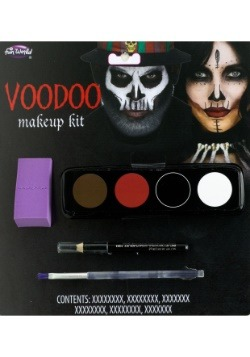 Voodoo Makeup Kit
