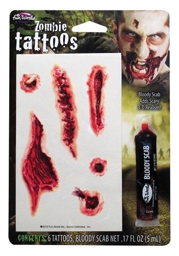 Zombie Tattoos