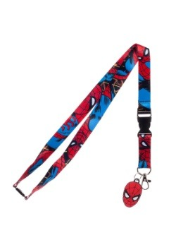 Marvel Spider-Man Lanyard
