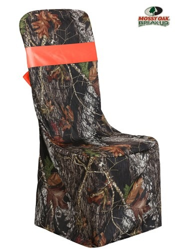Mossy Oak Chair Cover