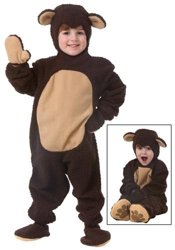 Toddler Bear Costume