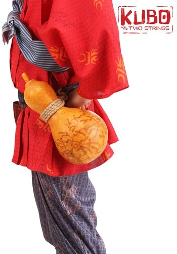 Kubo and the Two Strings Gourd Accessory