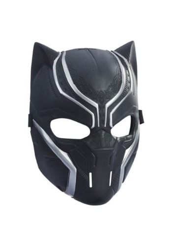 Basic Black Panther Mask