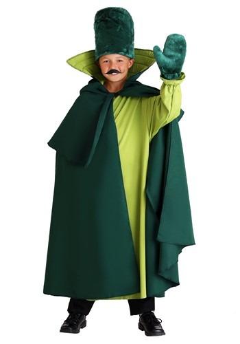 Kids Green Guard Costume update1