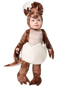 Tiny Triceratops Costume for Toddlers