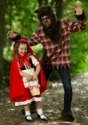 Deluxe Child Little Red Riding Hood Costume Pair