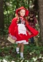 Deluxe Child Little Red Riding Hood Costume 5