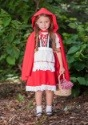 Deluxe Child Little Red Riding Hood Costume 7