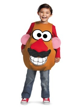 Child Mrs/Mr Potato Head Costume