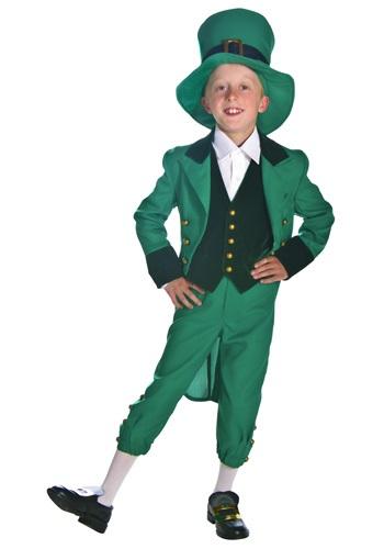 Kids Leprechaun Costume