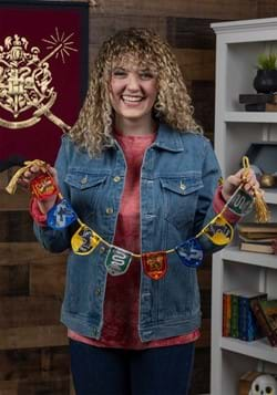 Harry Potter House Shield Banner Garland - 30 in