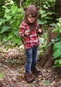 Scary Fierce Werewolf Boys Costume Alt 6