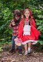 Scary Fierce Werewolf Boys Costume Alt 8