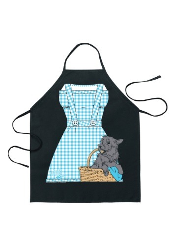 Wizard of Oz Dorothy Adult Apron