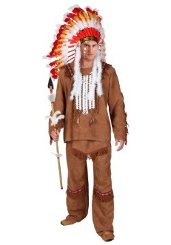 Deluxe Men's Native American Costume Update2 Main