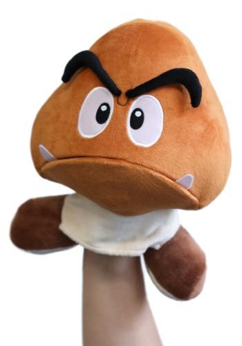 Goomba Nintendo Puppet