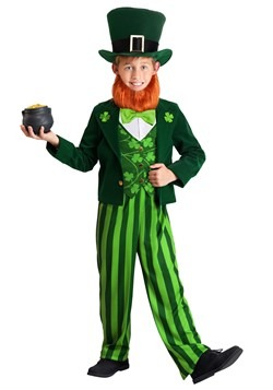 Child Leprechaun Costume