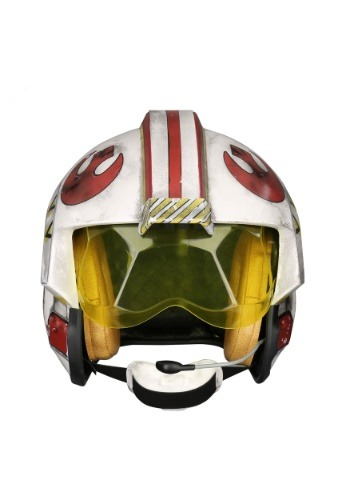 ANOVOS Star Wars Luke Skywalker Rebel Pilot Helmet