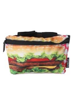 Hamburger Print Fydelity Fanny Pack