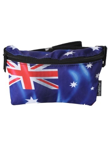 Australia Flag Fydelity Fanny Pack