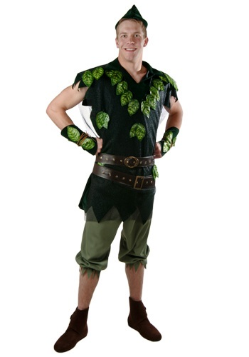 Adult Deluxe Peter Pan Costume