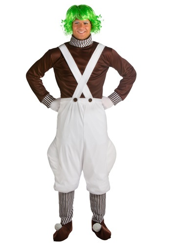 Adult Chocolate Factory Worker Costume