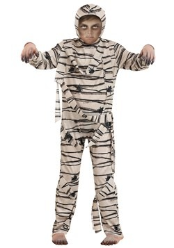 Kids Monstrous Mummy Costume