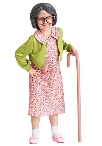 Toddler's Grammy Gertie Costume