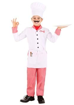 Kids Chef's Costume