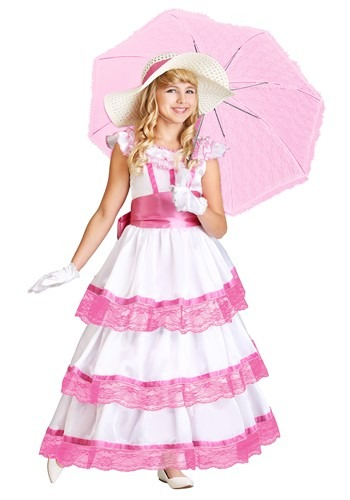 Sweet Southern Belle Girls Costume