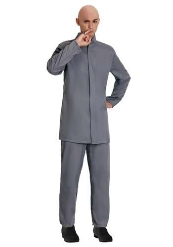 Deluxe Adult Grey Suit Costume