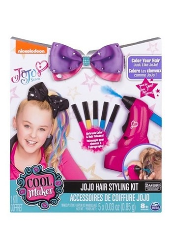 Cool Maker Jojo Siwa Airbrush Hair