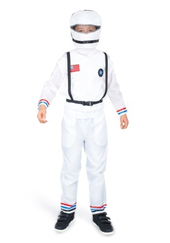 Boys Space Astronaut Costume