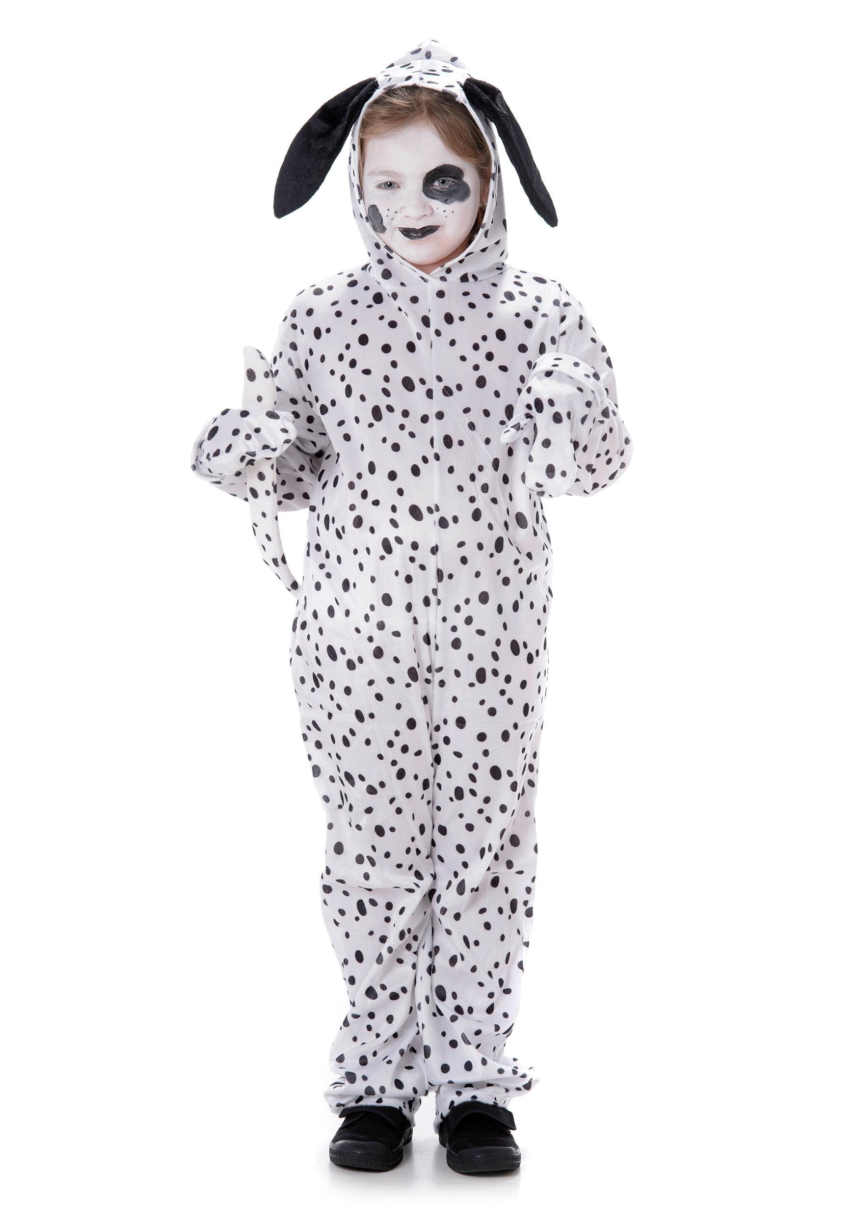 Childu0027s Dalmatian Costume  sc 1 st  Halloween Costumes AU & Childs Dalmatian Costume