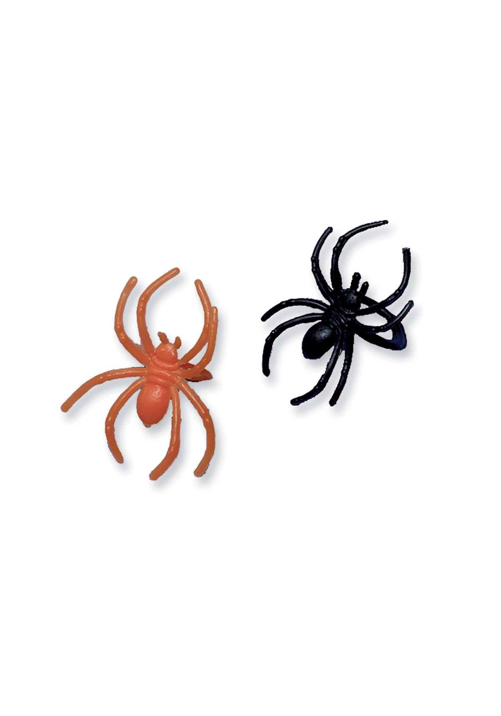 Black_&_Orange_Spider_Rings_pack_of_30_rings