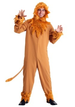 Cowardly Lion Mens Costume