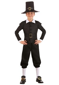Boys First Pilgrim Costume