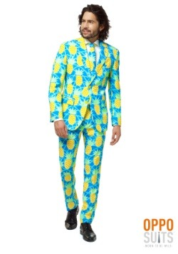 Men's Opposuits Shineapple Summer Suit