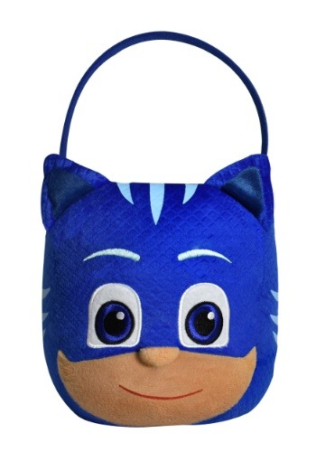Catboy Plush Trick or Treat Bucket