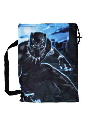 Black Panther Pillow Case Treat Bag